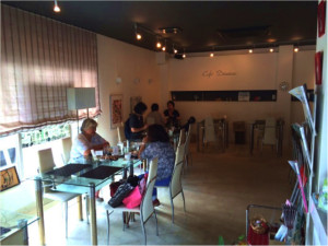 Cafe Discuss
