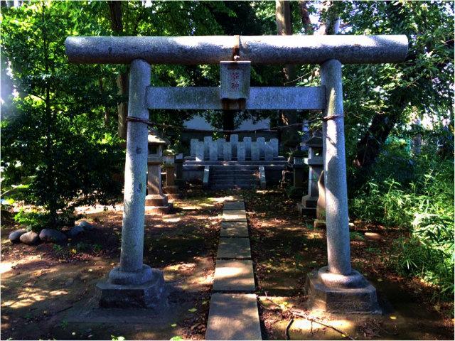 川越岸町熊野神社