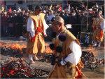火渡り祭り