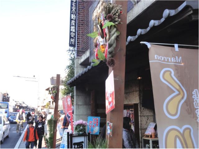 川越一番街商店街