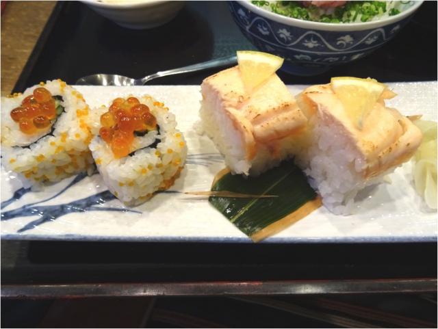 炙りサーモン手綱寿司とSSR