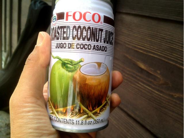 ココナツジュース