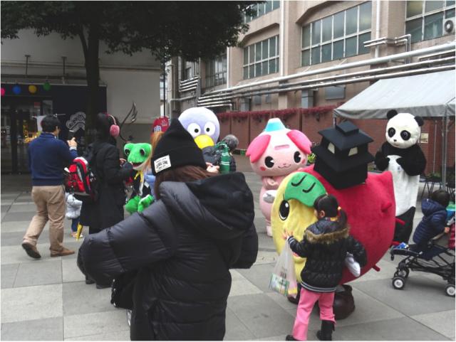 キャラクター祭り