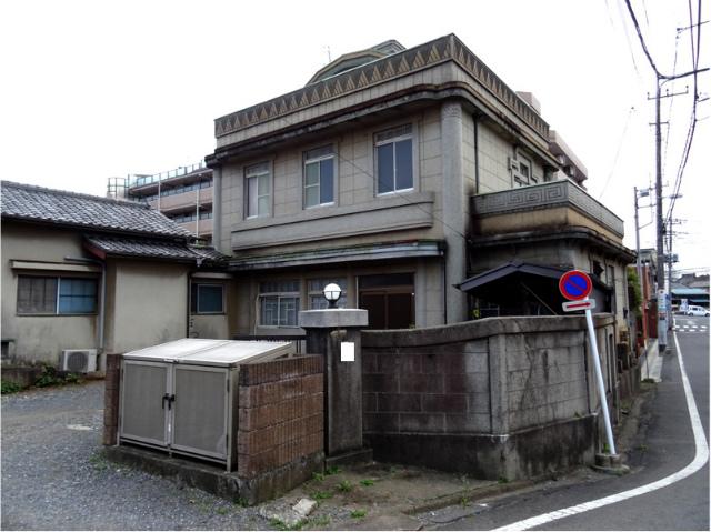 東明寺参道