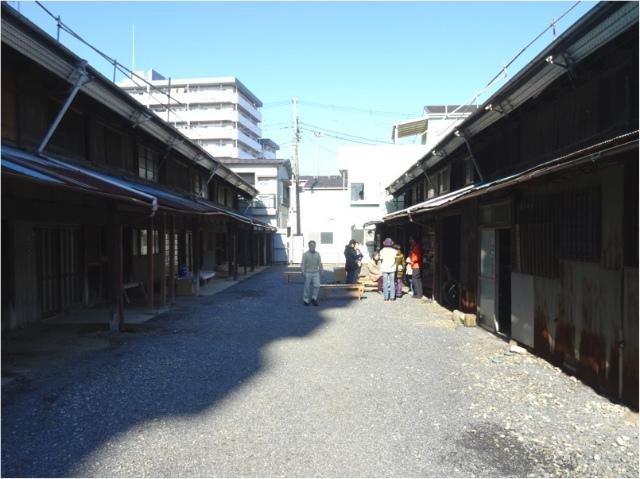 川越織物市場