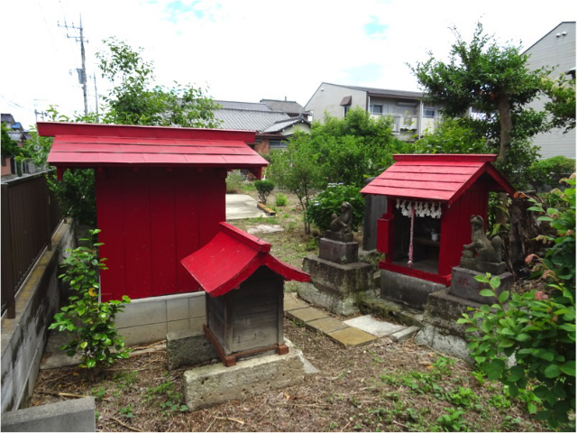 篠田塚稲荷神社