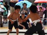 こども相撲小学4年生