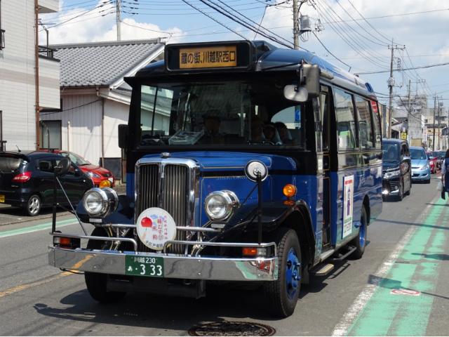 江戸 巡回 バス 小