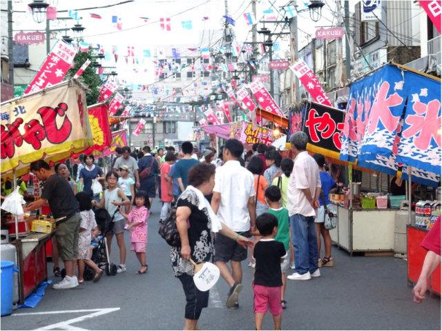 霞北祭&ナイトフェア