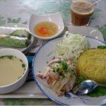 ベトナム名物は黄色い鶏の炊き込みご飯「コムガー」〜Cafe &ベトナム料理レストラン XU NGHE〜