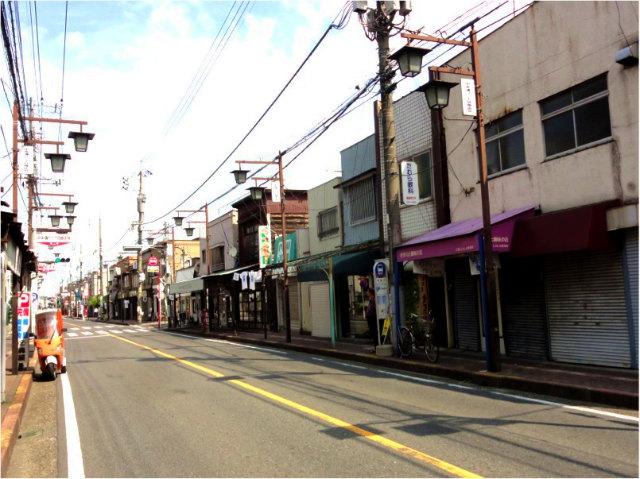 川越中央通り商店街