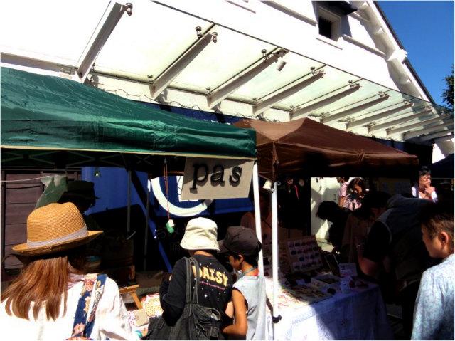 川越ハンドメイドの雑貨市