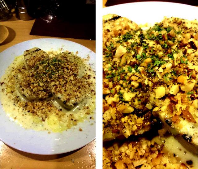 さと芋のグソル ~ゴルゴンゾーラソース