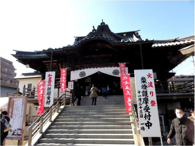 川越成田山別院