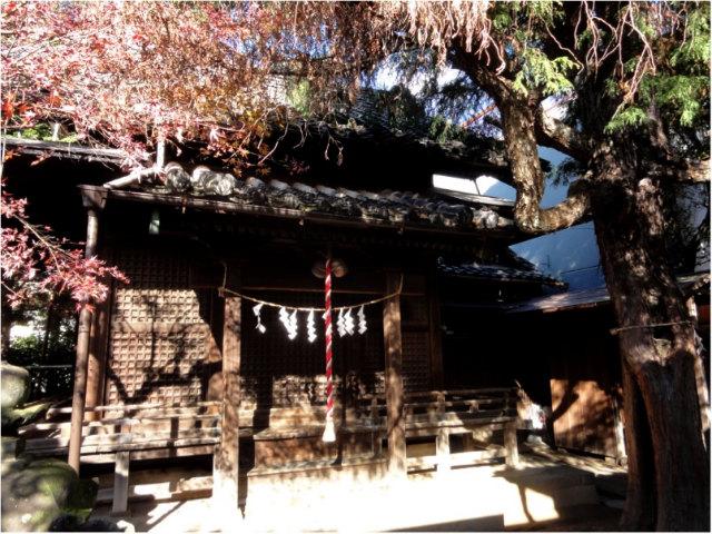 雪塚稲荷神社