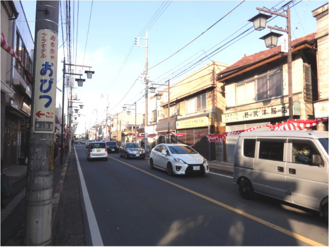 川越中央通商店街