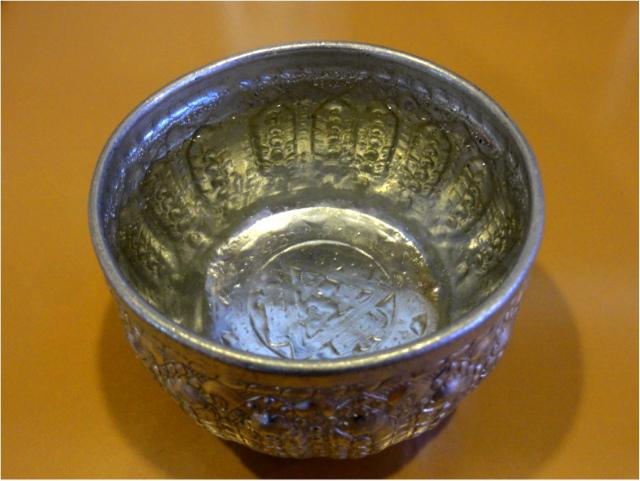 アルミ製コップ