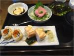 ネギトロ丼、炙りサーモン、SSR