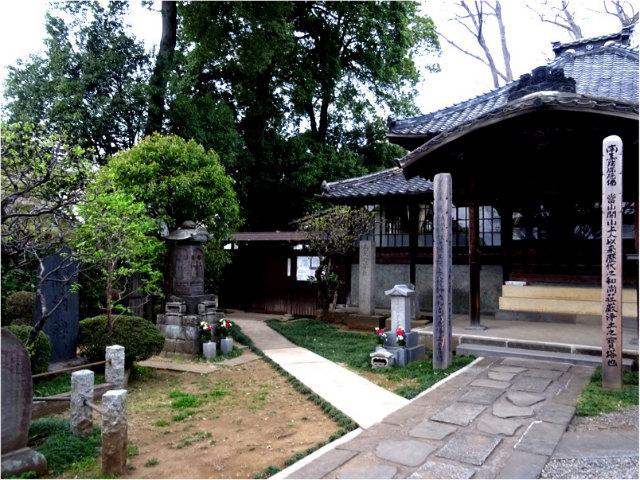 東明寺本堂