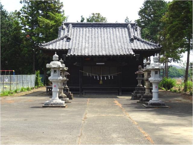 鴨田八幡神社
