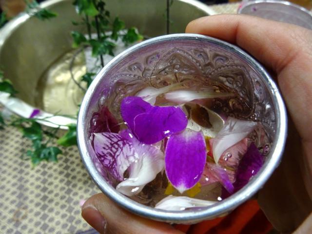 タイの水かけ祭り