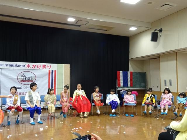 民族衣装コンテスト