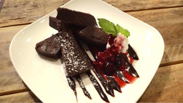チョコレートブラウニー