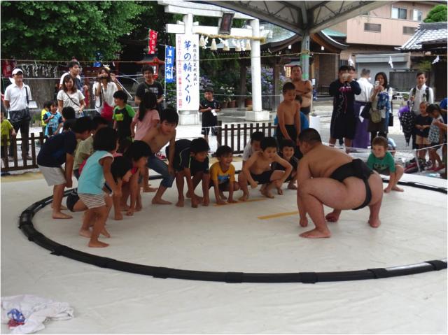 大東文化大学相撲部