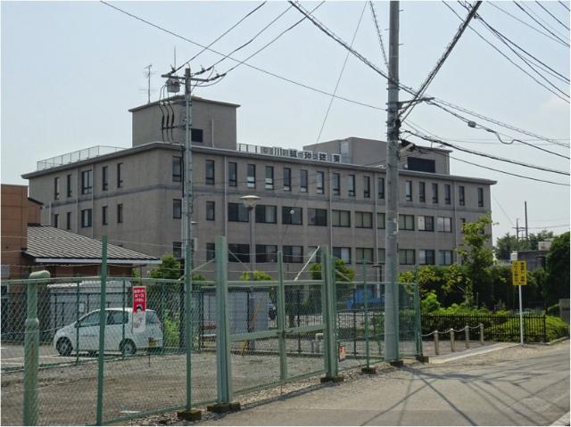 川越税務署