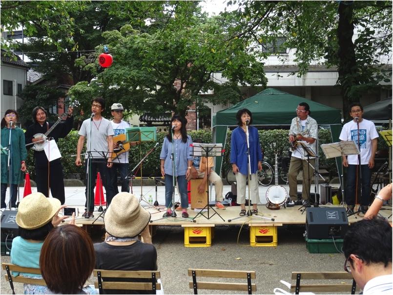 小江戸トリビュートバンド
