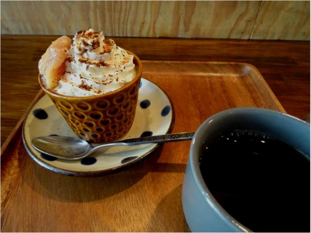 コーヒーとイチジクのティラミス
