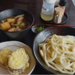 讃岐と武蔵野うどんのいいとこ取り!特製レモン酢で風味も一変!〜小江戸っ子うどん〜
