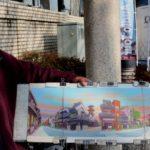 川越の街を作った職人たちからのメッセージを一つ一つの絵に込めて〜黒木利Q(Rikyu)〜