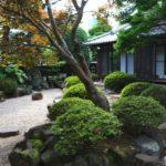 川越の新名所、明治の香りを今に伝える200坪の日本庭園〜丹徳庭園〜