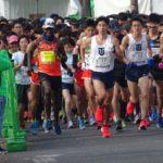 エリック・ワイナイナさんの人柄が素敵でした♪〜小江戸川越ハーフマラソン〜