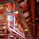 令和を迎え往時の姿を蘇らせた三芳野神社の竣工式