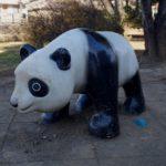 シリーズ「小江戸の公園であそぼう♪」第5回 ≪ 赤間川公園(パンダ公園)≫