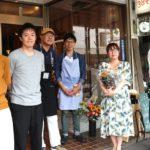 街の風景にゆったりと浸りながら始めるエリアリノベーション〜カフェ&ギャラリー38℃〜