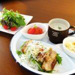 【祝移転】新宿で味わう美味しい料理とホスピタリティ〜Cafe 1g(カフェアンジー)