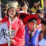 お天道様もにっこり市民同士の多文化交流「第15回川越唐人揃いパレード」